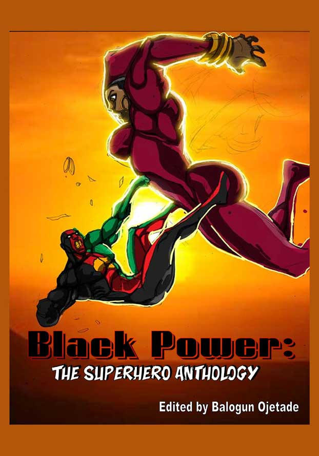 the Black Power superhero anthology